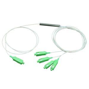Divisor Optico (PLC) SC/APC 1 entrada x 4 salidas