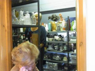 Props Room at Courtyard Theatre Chipstead