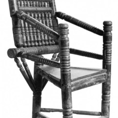 Folding Chair Nathaniel Alexander Ultra Lightweight Robert F Trent And John D American Board Seated Turned Figure 19