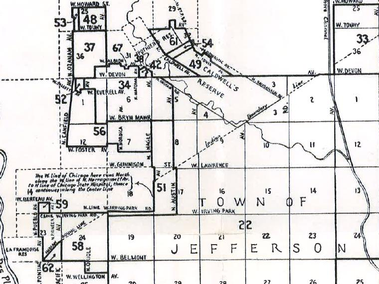 Technology that Changed Chicago: Public Land Survey
