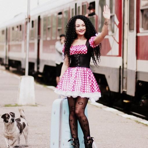 Eine Bahnreise mit Ihrem Hund sollte gut geplant sein