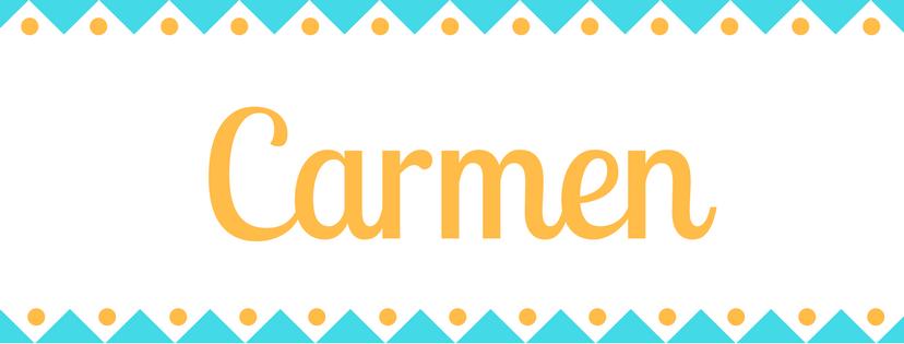 Significado Del Nombre Carmen Origen Y Significado De Carmen
