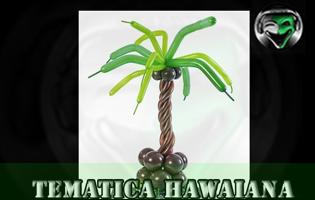 Tematica Hawaiana  Lapsus Eventos  Tel 374 7470  300