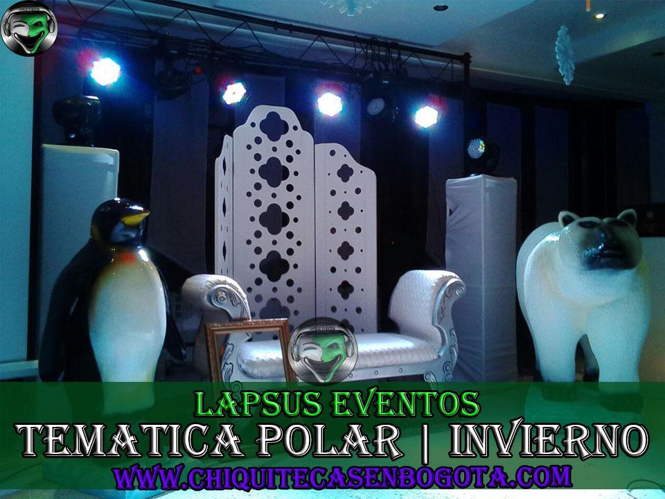 Tematica Polar  Lapsus Eventos  Tel 374 7470  300 244 4210