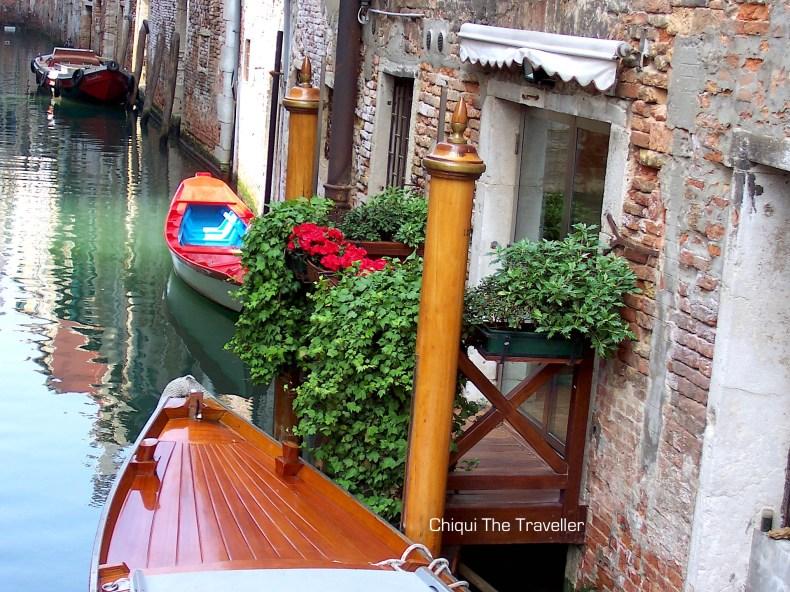 Canales Venecia Balcon