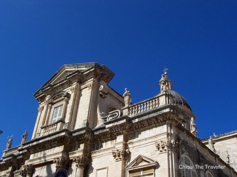 Catedral de la Asuncion Dubrovnik Croacia