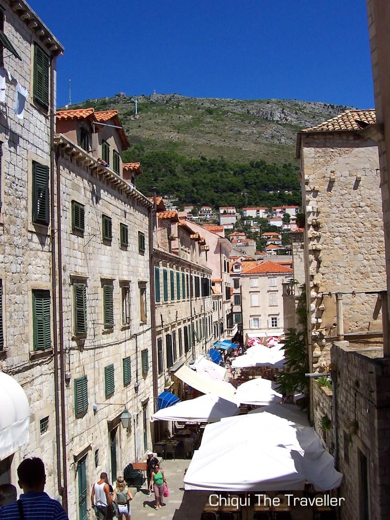 Dubrovnic Croacia calles