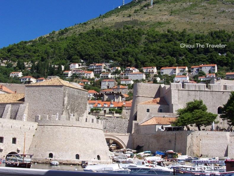 Dubrovnik Croacia puerto