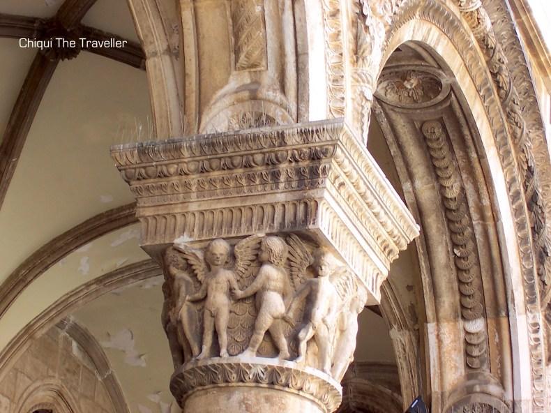 Monasterio dominico Dubrovnik Croacia