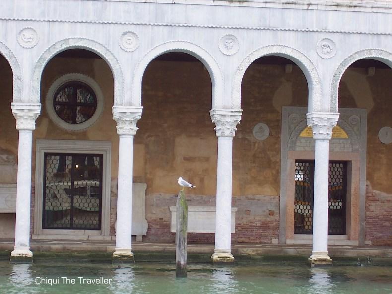 Fondaco dei Turchi Museo di Storia Naturale di Venezia Museo de Historia Natural de Venecia
