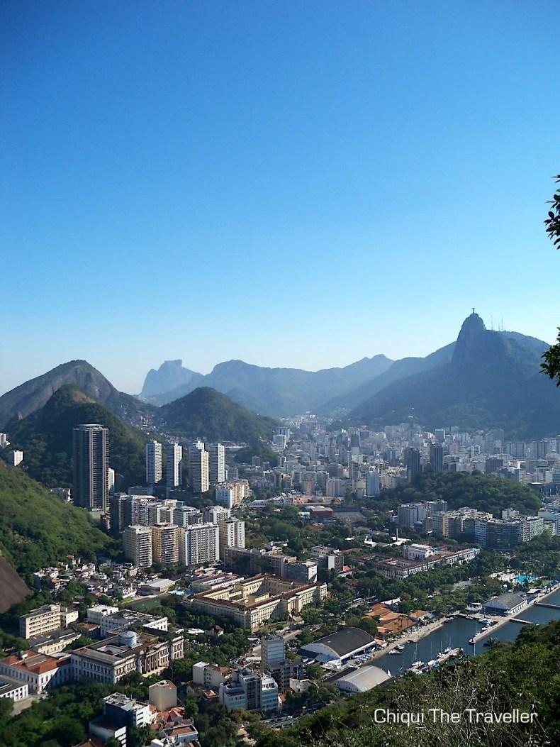 Rio de Janeiro desde Pan de Azucar