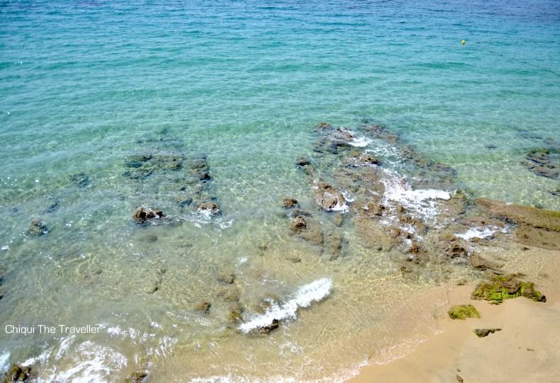 Corcega playa