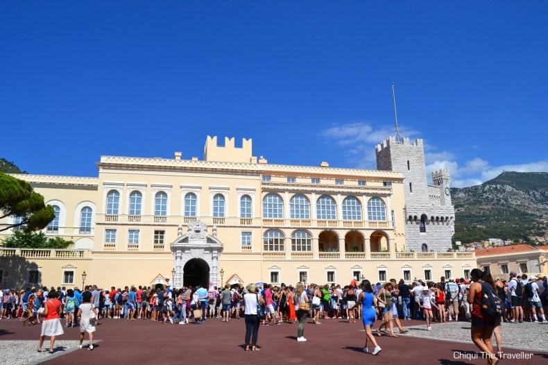 Le Palais Princier Palacio Monaco
