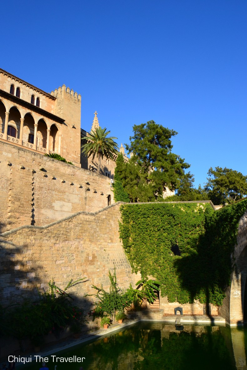 Palacio Real de La Almudaina Mallorca