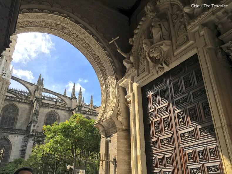 Catedral Puerta del Perdon 4