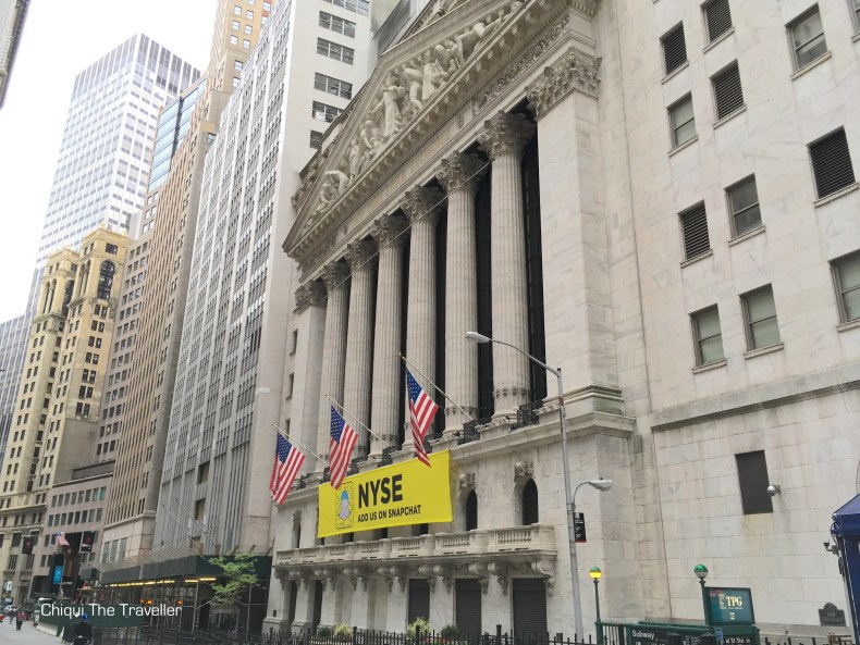 Bolsa de Nueva York New York Stock Exchange