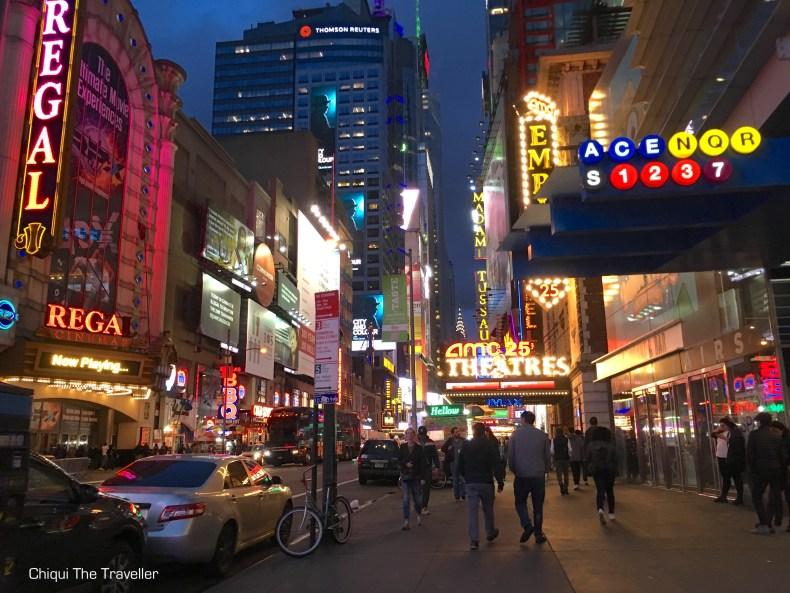 West 42 Street Nueva York