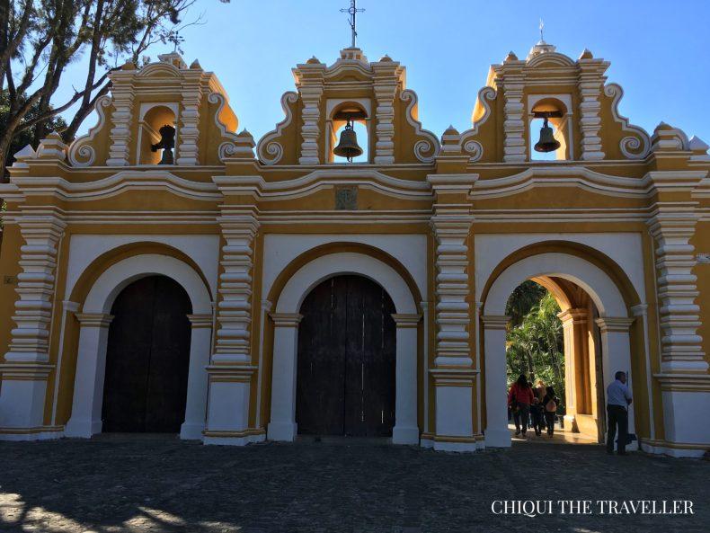 Ermita del santo calvario