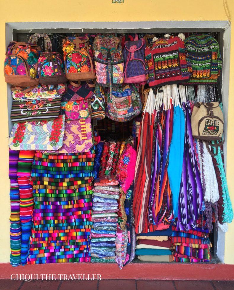 Artesanias Guatemala Mercado