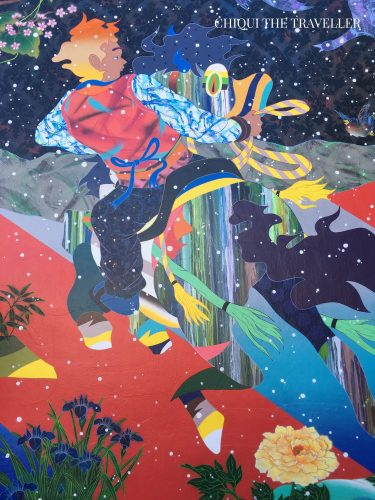 Tomokazu Matsuyama - Wynwood Walls