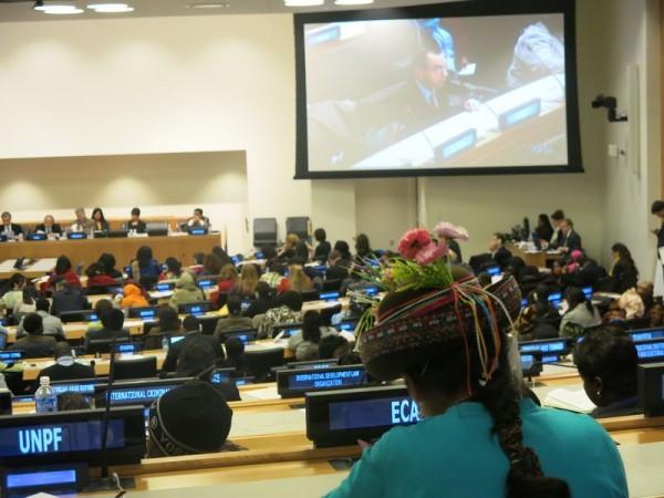 Mujeres indígenas: en busca de un desarrollo sostenible para todos