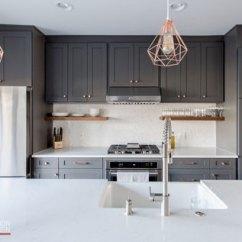 Kitchen Remodelers Black Island With Seating Glen Ellyn