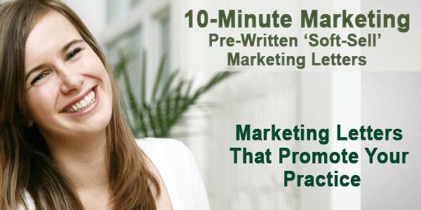 Marketing Letter Pack 1
