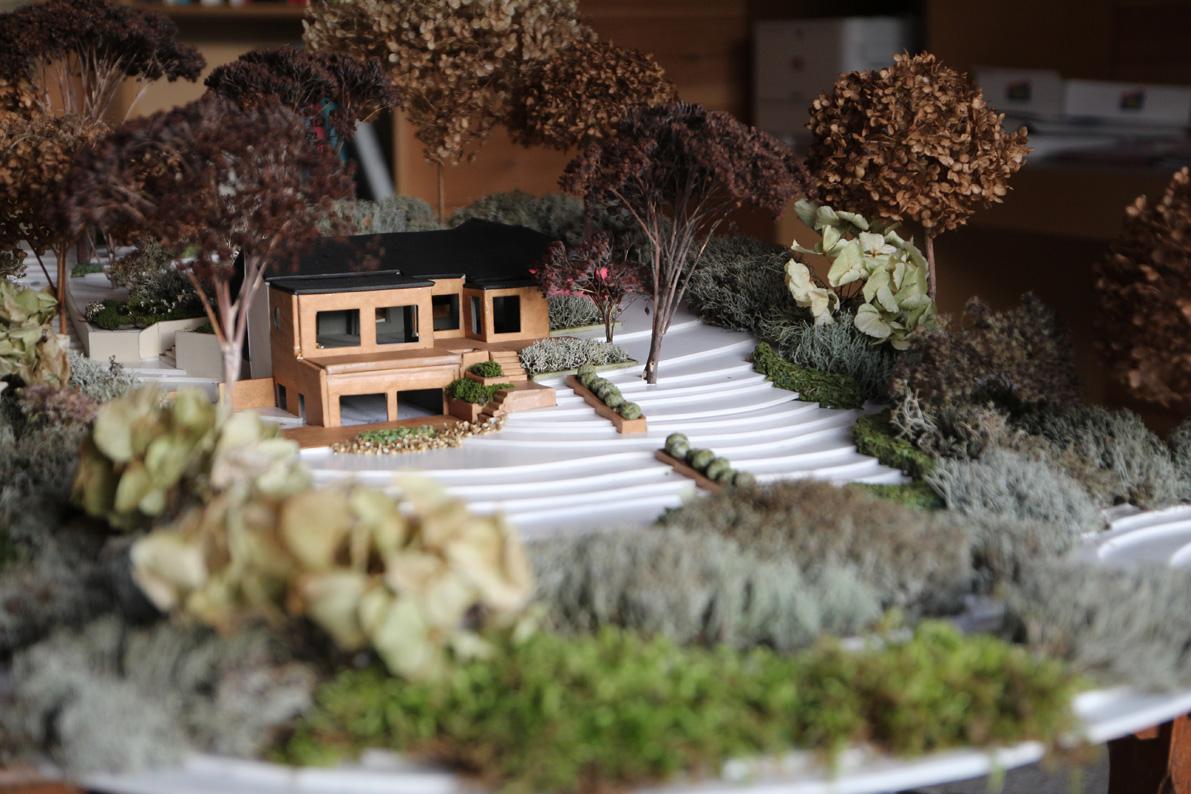 Un parc entre Brocliande et Kyoto