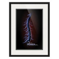 The Power Within Chiropractic Print - ChiropracticArt.com