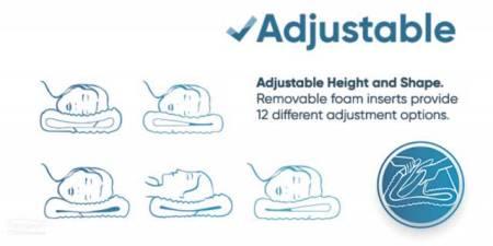 Adjustable Best Pillow