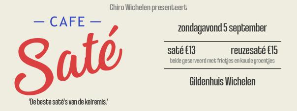 info Café Saté