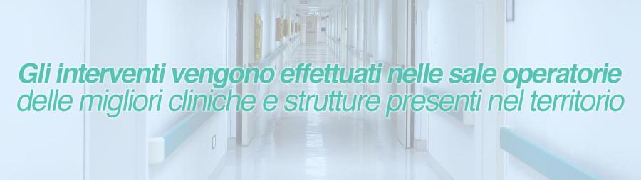 cliniche e strutture