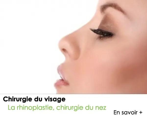 Chirurgie esthétique du nez rhinoplastie à Nice