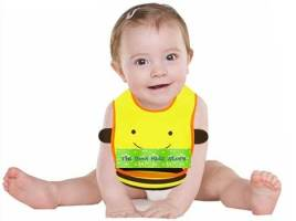 Food Pocket Bib: The Ultimate Gift For Babies