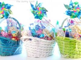 Easter Gift Ideas: Easter Baskets