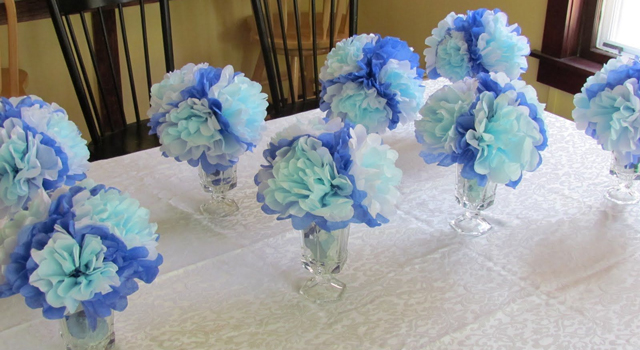 Help, I Need Some Ideas For Baby Showers Centerpieces