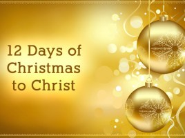 Christian Gifts for Christian Living