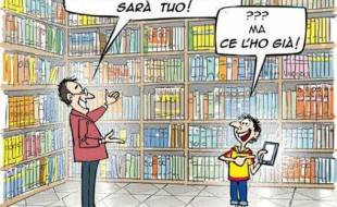 libro cartaceo o digitale?