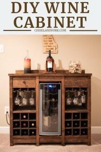 Super Wine Cooler Cabinet Chisel Fork Beutiful Home Inspiration Aditmahrainfo