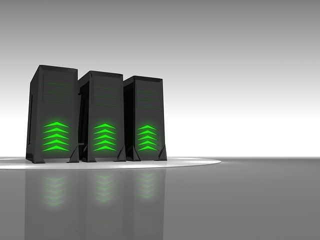 3つのデータベースサーバ
