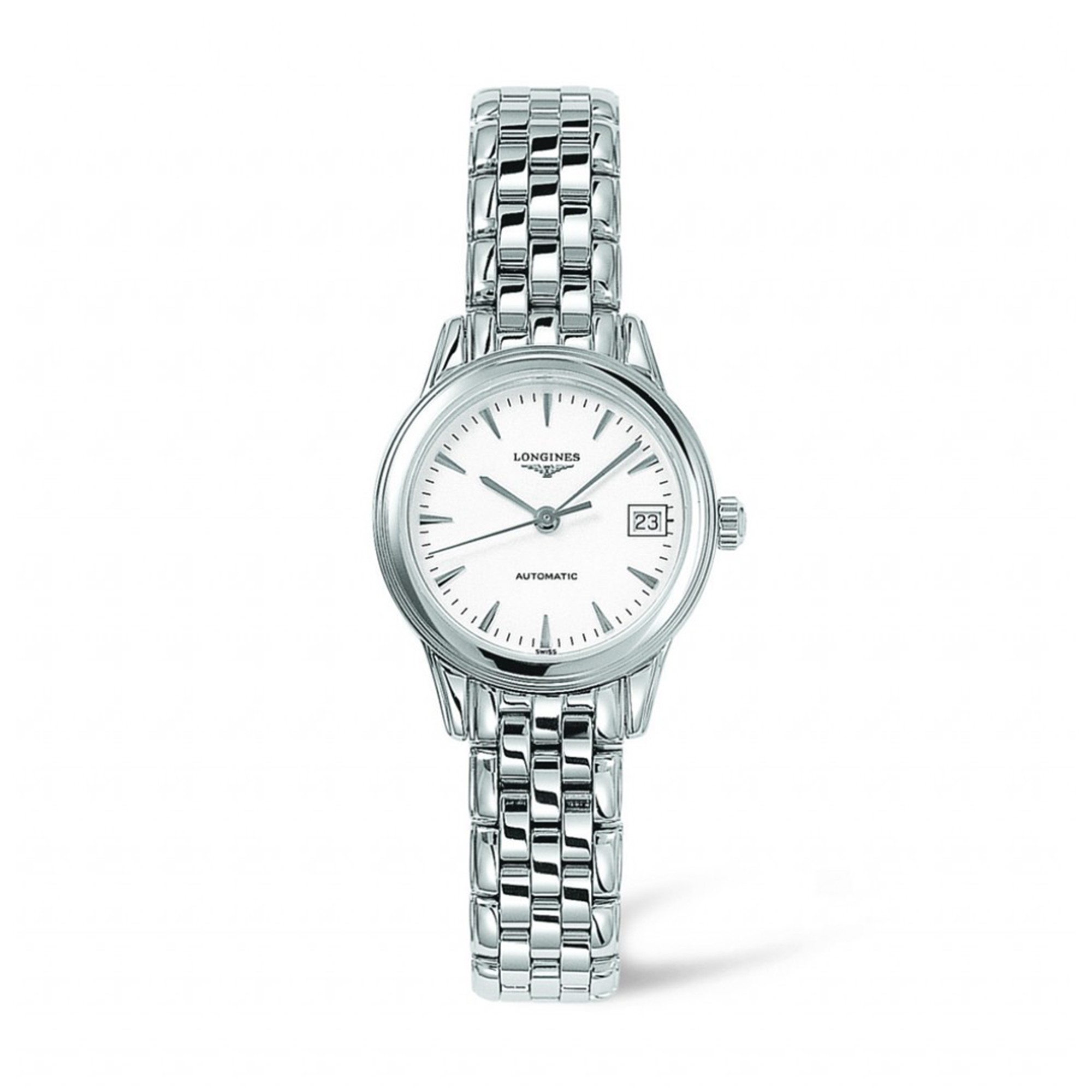Longines Flagship Stainless Steel Automatic Ladies Watch