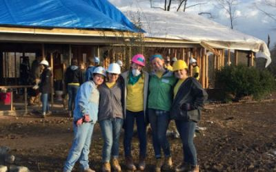 Bringing Hope to Holly Springs: Day 4 — Hand Saws and The Blues