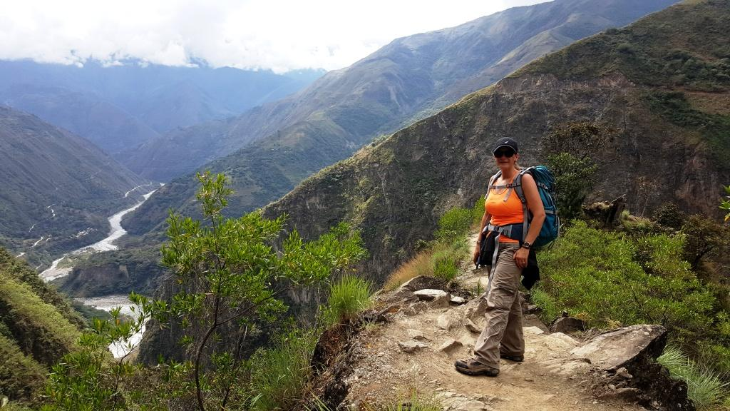 Trek Day Two: Urubamba Views