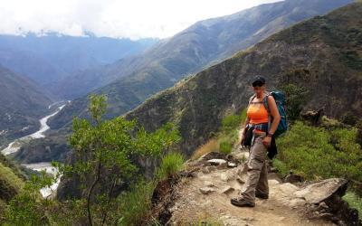 Trek Day Two: Urubamba Views