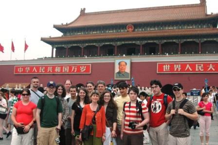 Day 3: Parting Ways with Beijing, Mao Lighter