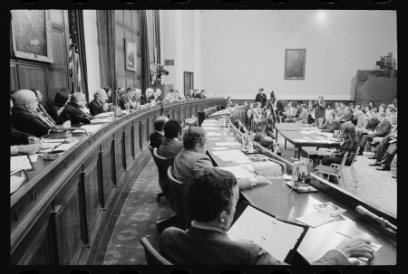 Congressional Hearing (Honors ELA9)