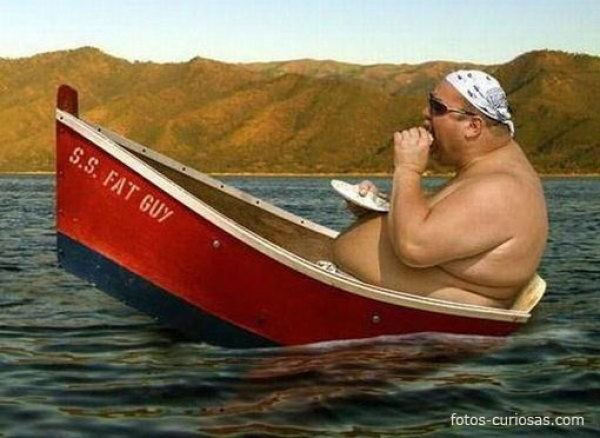 barco gordo