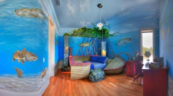 habitacion juvenil en acquario