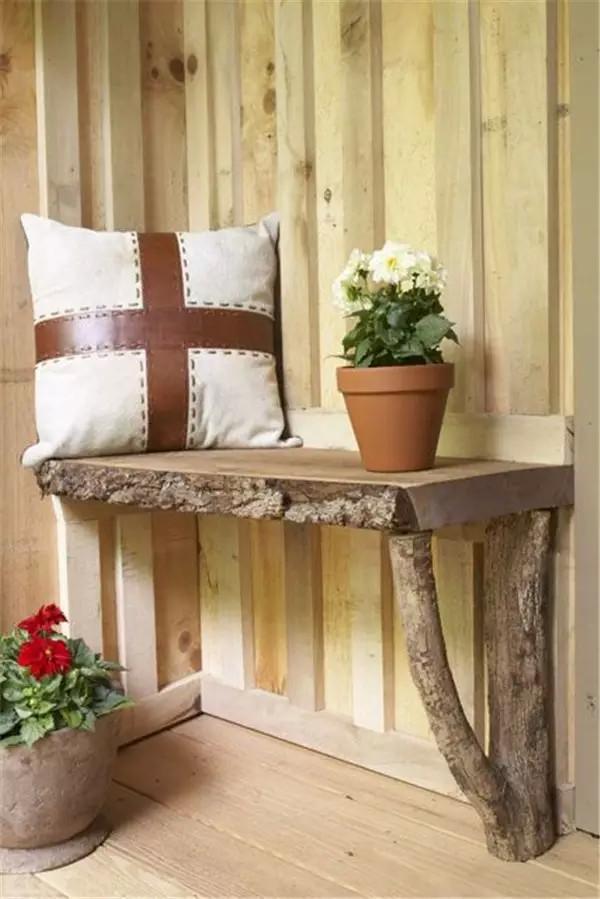 DIY-Rustic-Decor-Ideas-using-Logs-13