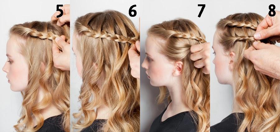 Peinados Lindos Con El Pelo Suelto Chispis Com